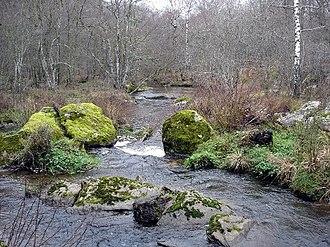 Midi-Pyrénées - Landscape in Aveyron, Midi-Pyrénées
