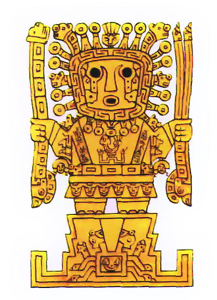 Inca God of War http://www.mahalo.com/answers/what-does-the-name-inca-mean