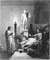 Virgil Reading the Aeneid to Augustus by Charles Simon Pradier 1832.png