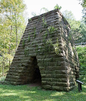 Albright, West Virginia - Virginia Furnace