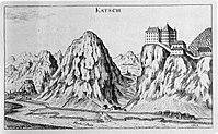 Vischer - Topographia Ducatus Stiria - 200 Katsch bei Murau.jpg
