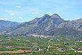 Vista cap a Sagra des de Sanet, Marina Alta.JPG