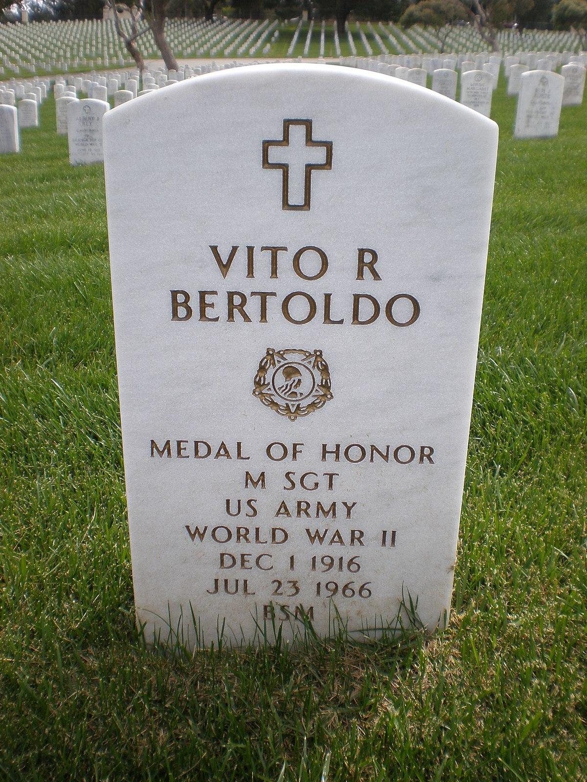 Vito R. Bertoldo - Wikipedia