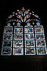 Vitrail cathedrale bourges.JPG