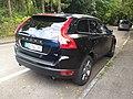 Volvo XC60 Swiss dipVolvo XC60lomatic plate (China) (24342434907).jpg