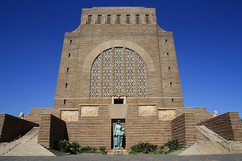 Voortrekker Monument in South Africa
