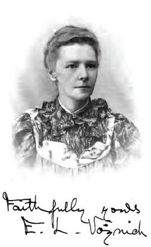 Ethel Voynich - Image: Voynich Ethel Lilian
