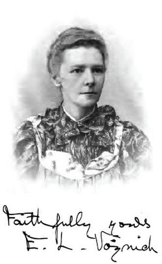 Sidney Reilly - Image: Voynich Ethel Lilian