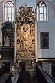 Würzburg, Dom, Epitaph Rudolf II. von Scherenberg 1495-20151106-001.jpg