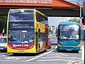 WA59 FWS 19570 Exeter Park & Ride, Stagecoach events, Olympic games vehicle. (7713488258).jpg