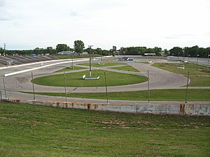 Wisconsin International Raceway - Image: WIR Ovals