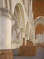WLANL - E V E - Isaak van Nickelen Detail Kerkinterieur Sint Bavo te Haarlem.jpg