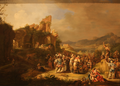 WLA metmuseum Breenbergh The Preaching of John the Baptist.png