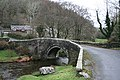 Walkhampton, Huckworthy Bridge - geograph.org.uk - 653530.jpg