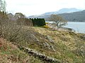 Wall, Fence and Trees - geograph.org.uk - 410161.jpg