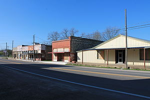 Walnut Springs, Texas - Image: Walnut Spings 5