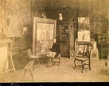 Walter Gay in his studio.jpg