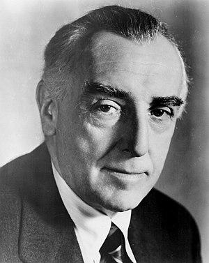 Walter Hampden - in 1951