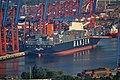 Waltershofer Hafen (Hamburg-Waltershof).Hanjin Blue Ocean.1.phb.ajb.jpg