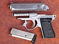 Walther PPK stripped.jpg