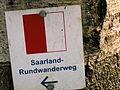 Wanderweg Schild St. Wendel 01.JPG