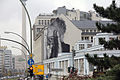 Wandmalerei Prenzlauer Allee 251 (Prenz) Mural&JR&2013.jpg