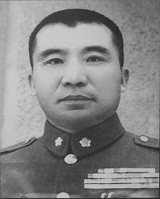 Wang Yaowu - General Wang Yaowu