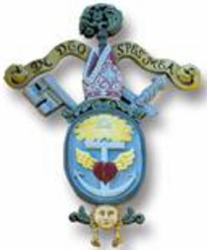 Bischofroda - Image: Wappen Bischofroda