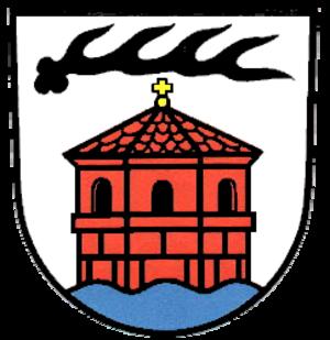 Bühlerzell - Image: Wappen Buehlerzell