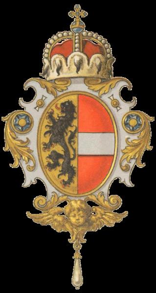 Datei:Wappen Herzogtum Salzburg.png