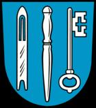 Das Wappen von Ketzin/Havel
