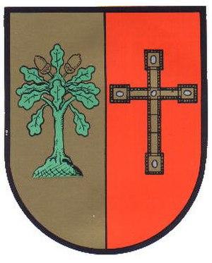 Klein Düngen - Image: Wappen Klein Düngen