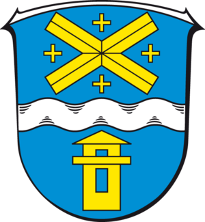 Obertiefenbach - Image: Wappen Obertiefenbach