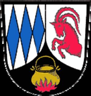 Ramerberg - Image: Wappen Ramerberg