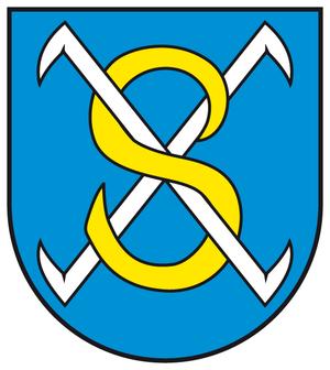 Sangerhausen - Image: Wappen Sangerhausen
