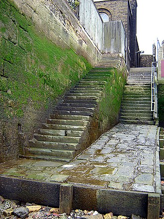 Wapping - Wapping Old Stairs