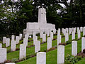 War Graves at St Nicholas' churchyard, Brockenhurst, New Forest - geograph.org.uk - 62553.jpg