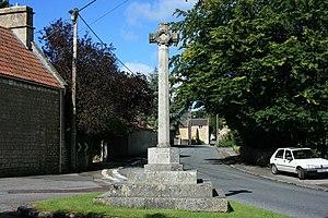 Winsley - Image: War Memorial, Winsley geograph.org.uk 527169