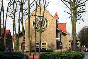Warendorf - Saint Mary's Church, Warendorf