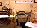 Washing machine at Window on the Plains Museum IMG 0591.JPG