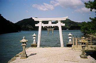 Tsushima Island - Watazumi Shrine