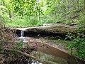 Waterfall in Glassberg CA.JPG