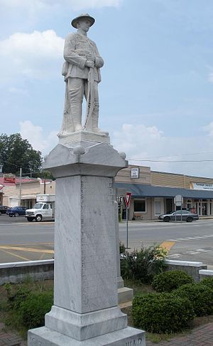Wedowee, Alabama - Image: Wedowee