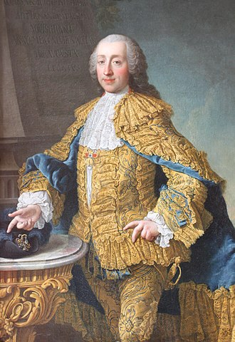 Wenzel Anton, Prince of Kaunitz-Rietberg - Image: Wenzel Anton Graf von Kaunitz Riethberg