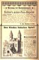Werbung der Fa. F.AD.Richter&Cie in Topographisch-statistischer Schematismus des Grossgrundbesitzes im Königreiche Böhmen, zugleich Adressenbuch, S.181, Selbstverlag, J.F. Procházka.png
