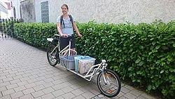 Werkstatt-Lastenrad Long John Ulm 2018 03.jpg