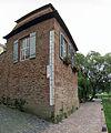 Wertheim, Hochwassermarken am Kittsteintor.jpg