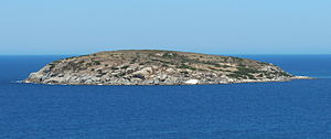 West Island (South Australia) - West Island  viewed from The Bluff