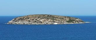 West Island Conservation Park - West Island viewed from Rosetta Head