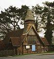 West Moors, church of St. John - geograph.org.uk - 461860.jpg